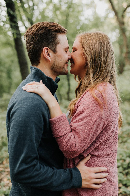 Michelle & Sam - Engaged - Nathaniel Jensen Photography - Omaha Nebraska Wedding Photograper - Omaha Nebraska Engagement Session-40.jpg