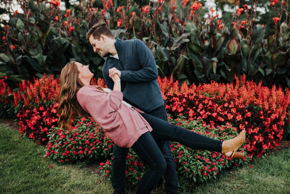 Michelle & Sam - Engaged - Nathaniel Jensen Photography - Omaha Nebraska Wedding Photograper - Omaha Nebraska Engagement Session-51.jpg