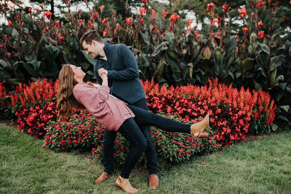 Michelle & Sam - Engaged - Nathaniel Jensen Photography - Omaha Nebraska Wedding Photograper - Omaha Nebraska Engagement Session-52.jpg