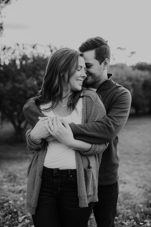 Michelle & Sam - Engaged - Nathaniel Jensen Photography - Omaha Nebraska Wedding Photograper - Omaha Nebraska Engagement Session-75.jpg