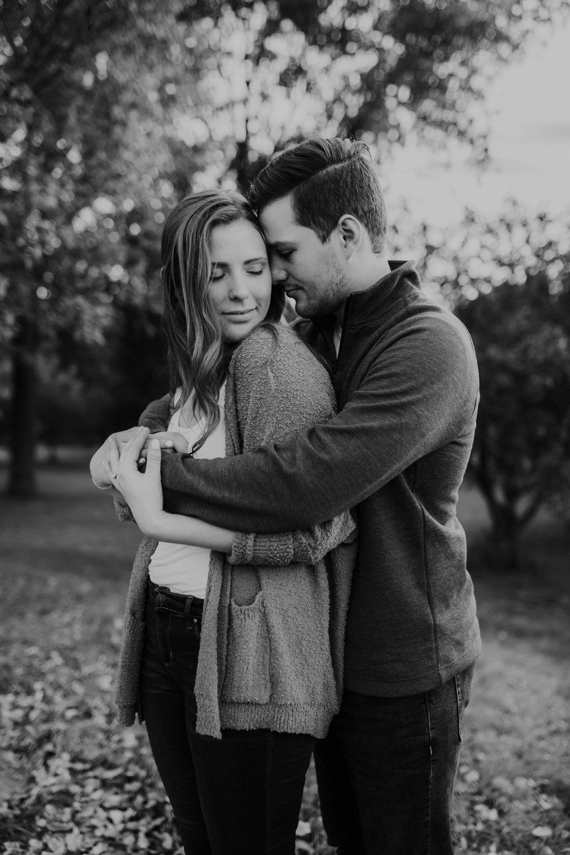 Michelle & Sam - Engaged - Nathaniel Jensen Photography - Omaha Nebraska Wedding Photograper - Omaha Nebraska Engagement Session-81.jpg