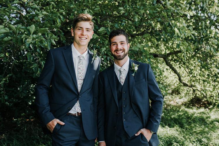 Cassidy & Isaac - Married - Nathaniel Jensen Photography - Omaha Nebraska Wedding Photograper - Nordstroms Christmas Tree Farm-46.jpg