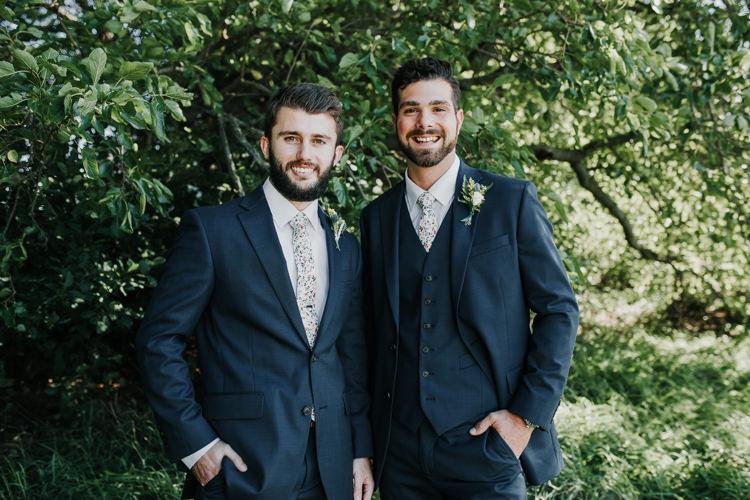 Cassidy & Isaac - Married - Nathaniel Jensen Photography - Omaha Nebraska Wedding Photograper - Nordstroms Christmas Tree Farm-49.jpg