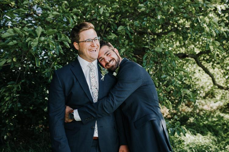Cassidy & Isaac - Married - Nathaniel Jensen Photography - Omaha Nebraska Wedding Photograper - Nordstroms Christmas Tree Farm-53.jpg