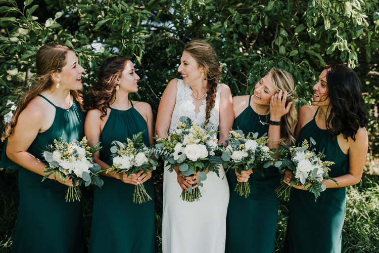 Cassidy & Isaac - Married - Nathaniel Jensen Photography - Omaha Nebraska Wedding Photograper - Nordstroms Christmas Tree Farm-62.jpg