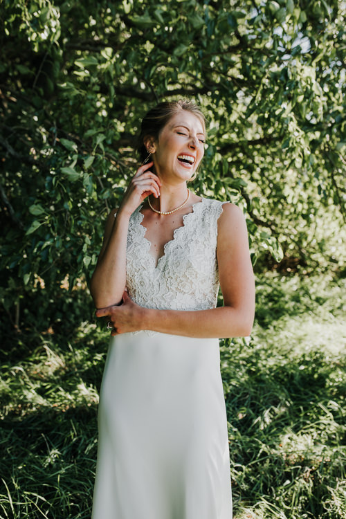 Cassidy & Isaac - Married - Nathaniel Jensen Photography - Omaha Nebraska Wedding Photograper - Nordstroms Christmas Tree Farm-82.jpg