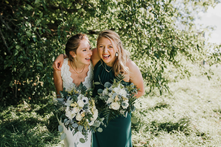 Cassidy & Isaac - Married - Nathaniel Jensen Photography - Omaha Nebraska Wedding Photograper - Nordstroms Christmas Tree Farm-95.jpg
