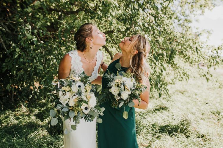 Cassidy & Isaac - Married - Nathaniel Jensen Photography - Omaha Nebraska Wedding Photograper - Nordstroms Christmas Tree Farm-96.jpg