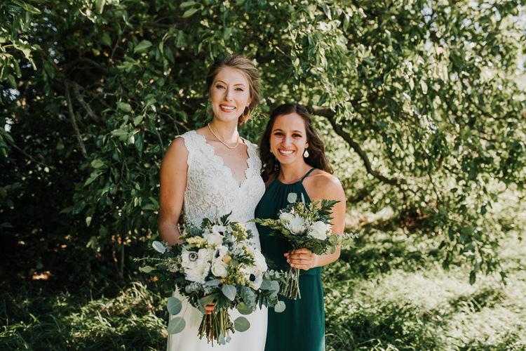 Cassidy & Isaac - Married - Nathaniel Jensen Photography - Omaha Nebraska Wedding Photograper - Nordstroms Christmas Tree Farm-104.jpg