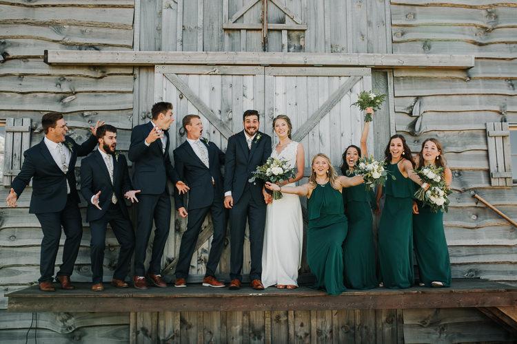 Cassidy & Isaac - Married - Nathaniel Jensen Photography - Omaha Nebraska Wedding Photograper - Nordstroms Christmas Tree Farm-118.jpg