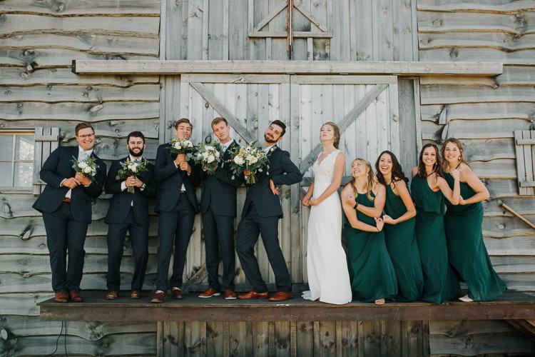 Cassidy & Isaac - Married - Nathaniel Jensen Photography - Omaha Nebraska Wedding Photograper - Nordstroms Christmas Tree Farm-121.jpg