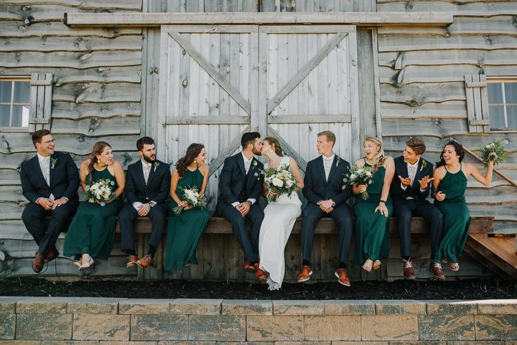Cassidy & Isaac - Married - Nathaniel Jensen Photography - Omaha Nebraska Wedding Photograper - Nordstroms Christmas Tree Farm-124.jpg