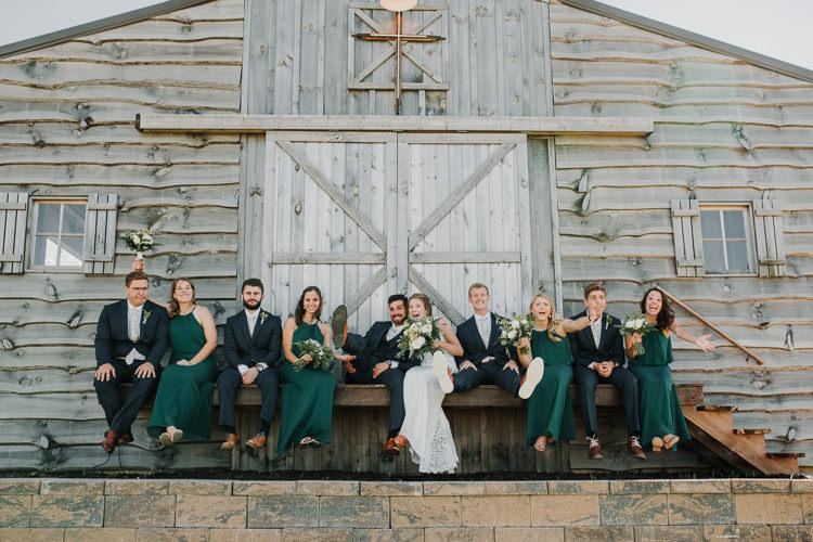 Cassidy & Isaac - Married - Nathaniel Jensen Photography - Omaha Nebraska Wedding Photograper - Nordstroms Christmas Tree Farm-126.jpg