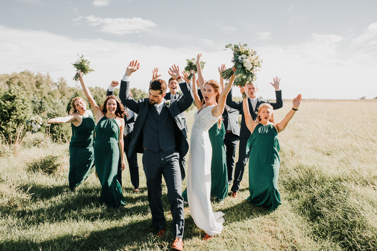 Cassidy & Isaac - Married - Nathaniel Jensen Photography - Omaha Nebraska Wedding Photograper - Nordstroms Christmas Tree Farm-133.jpg