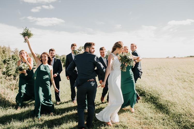Cassidy & Isaac - Married - Nathaniel Jensen Photography - Omaha Nebraska Wedding Photograper - Nordstroms Christmas Tree Farm-134.jpg