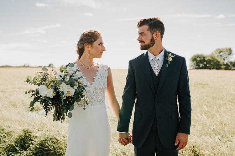 Cassidy & Isaac - Married - Nathaniel Jensen Photography - Omaha Nebraska Wedding Photograper - Nordstroms Christmas Tree Farm-142.jpg