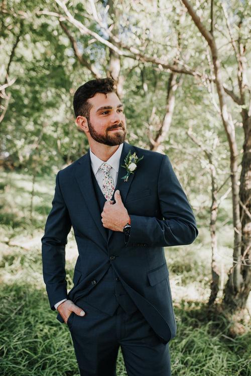Cassidy & Isaac - Married - Nathaniel Jensen Photography - Omaha Nebraska Wedding Photograper - Nordstroms Christmas Tree Farm-174.jpg