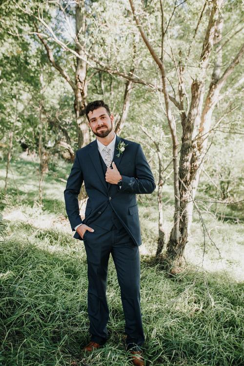 Cassidy & Isaac - Married - Nathaniel Jensen Photography - Omaha Nebraska Wedding Photograper - Nordstroms Christmas Tree Farm-173.jpg