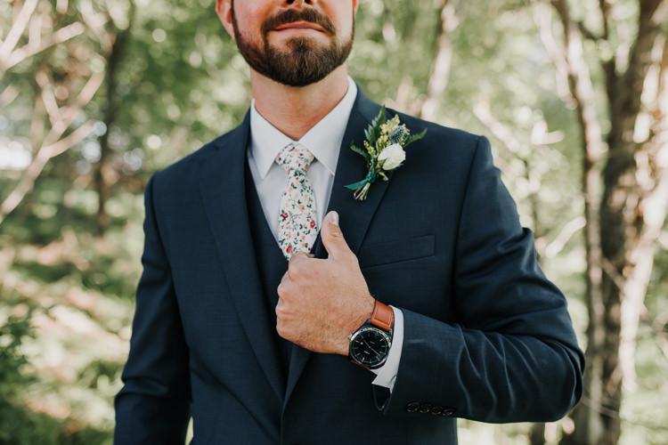 Cassidy & Isaac - Married - Nathaniel Jensen Photography - Omaha Nebraska Wedding Photograper - Nordstroms Christmas Tree Farm-178.jpg