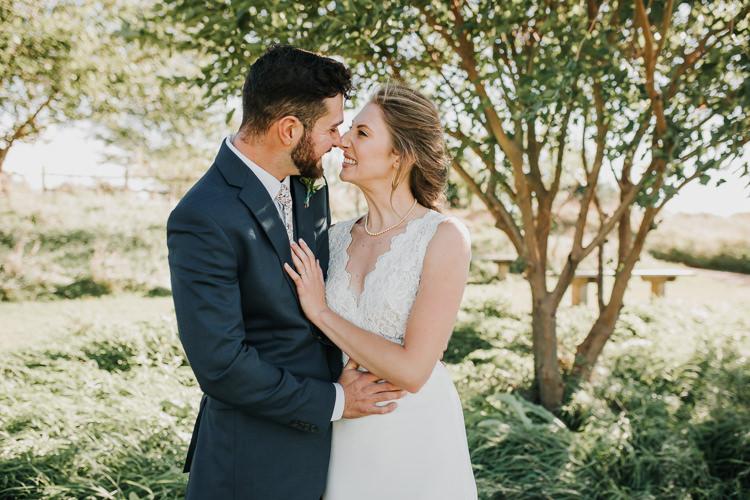 Cassidy & Isaac - Married - Nathaniel Jensen Photography - Omaha Nebraska Wedding Photograper - Nordstroms Christmas Tree Farm-184.jpg