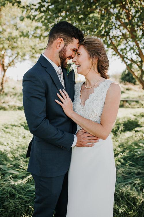 Cassidy & Isaac - Married - Nathaniel Jensen Photography - Omaha Nebraska Wedding Photograper - Nordstroms Christmas Tree Farm-186.jpg