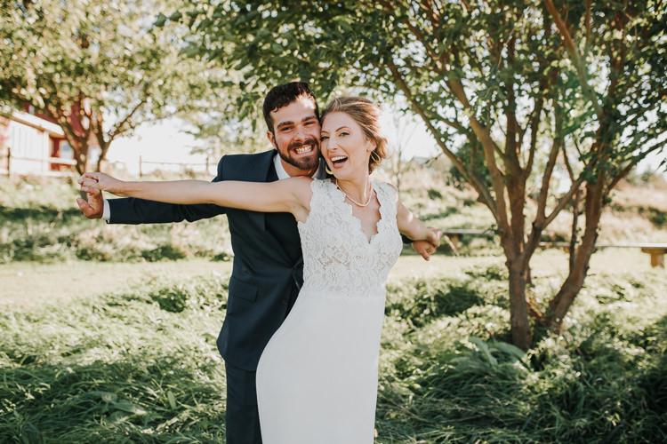 Cassidy & Isaac - Married - Nathaniel Jensen Photography - Omaha Nebraska Wedding Photograper - Nordstroms Christmas Tree Farm-187.jpg