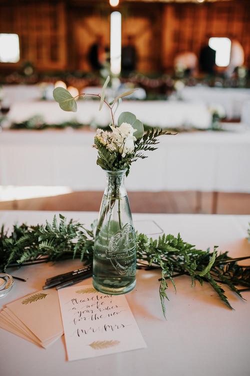 Cassidy & Isaac - Married - Nathaniel Jensen Photography - Omaha Nebraska Wedding Photograper - Nordstroms Christmas Tree Farm-199.jpg