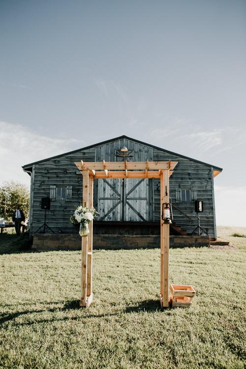 Cassidy & Isaac - Married - Nathaniel Jensen Photography - Omaha Nebraska Wedding Photograper - Nordstroms Christmas Tree Farm-211.jpg