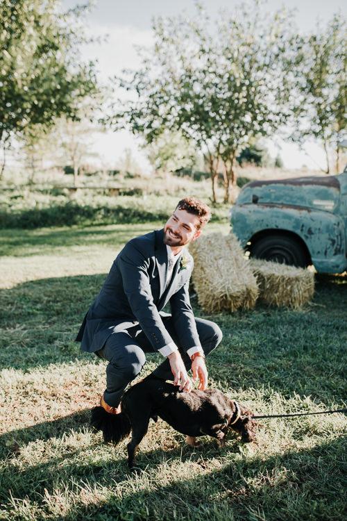 Cassidy & Isaac - Married - Nathaniel Jensen Photography - Omaha Nebraska Wedding Photograper - Nordstroms Christmas Tree Farm-227.jpg
