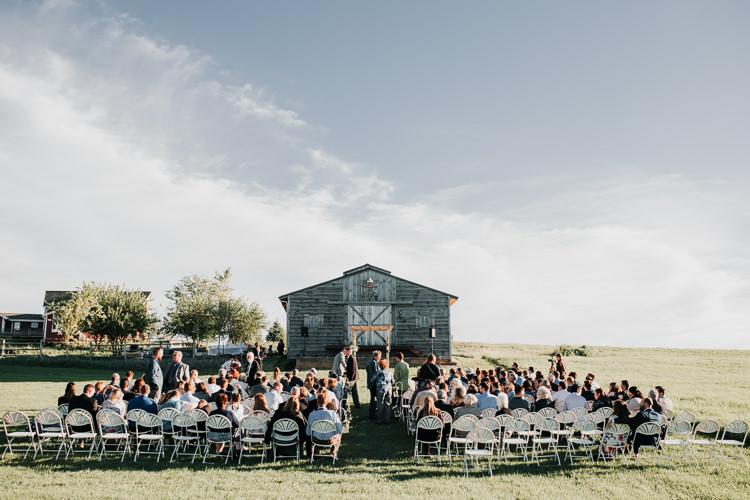 Cassidy & Isaac - Married - Nathaniel Jensen Photography - Omaha Nebraska Wedding Photograper - Nordstroms Christmas Tree Farm-251.jpg