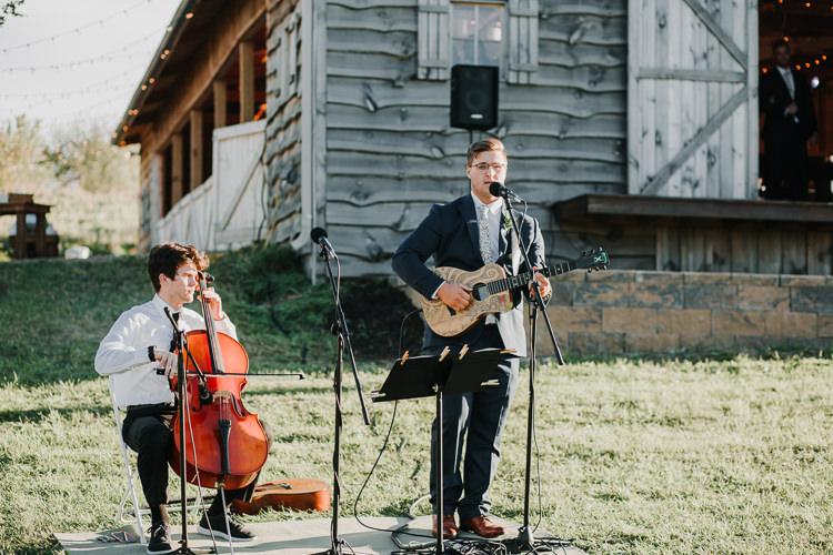 Cassidy & Isaac - Married - Nathaniel Jensen Photography - Omaha Nebraska Wedding Photograper - Nordstroms Christmas Tree Farm-253.jpg