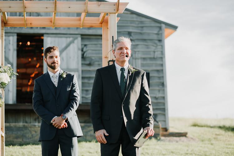 Cassidy & Isaac - Married - Nathaniel Jensen Photography - Omaha Nebraska Wedding Photograper - Nordstroms Christmas Tree Farm-258.jpg