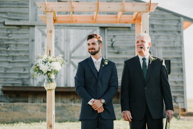 Cassidy & Isaac - Married - Nathaniel Jensen Photography - Omaha Nebraska Wedding Photograper - Nordstroms Christmas Tree Farm-271.jpg