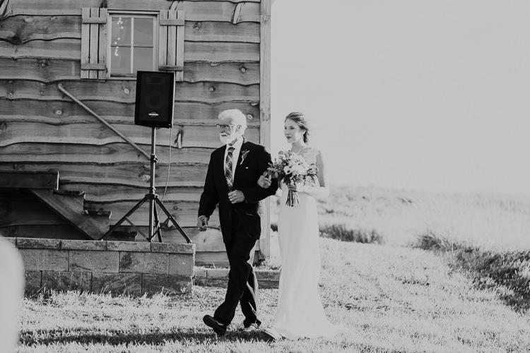 Cassidy & Isaac - Married - Nathaniel Jensen Photography - Omaha Nebraska Wedding Photograper - Nordstroms Christmas Tree Farm-275.jpg