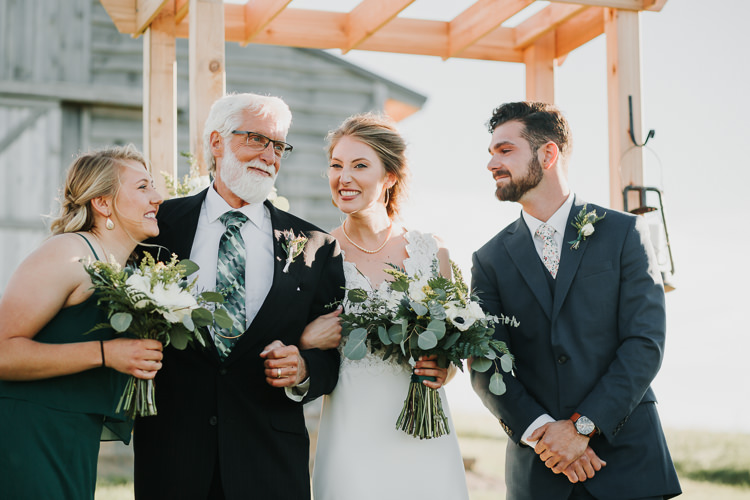 Cassidy & Isaac - Married - Nathaniel Jensen Photography - Omaha Nebraska Wedding Photograper - Nordstroms Christmas Tree Farm-278.jpg