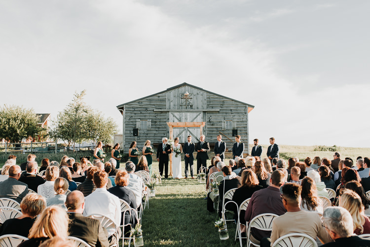 Cassidy & Isaac - Married - Nathaniel Jensen Photography - Omaha Nebraska Wedding Photograper - Nordstroms Christmas Tree Farm-280.jpg