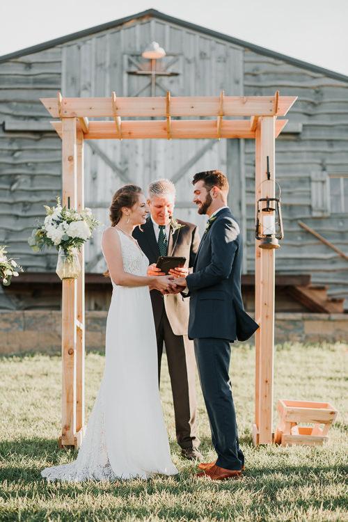 Cassidy & Isaac - Married - Nathaniel Jensen Photography - Omaha Nebraska Wedding Photograper - Nordstroms Christmas Tree Farm-297.jpg