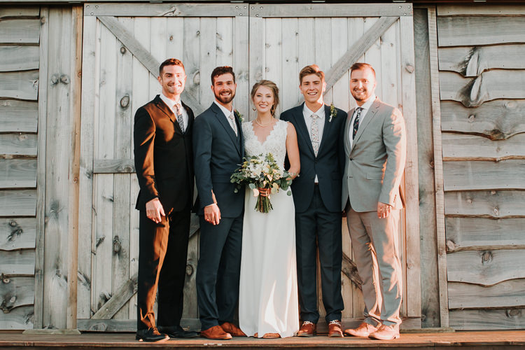 Cassidy & Isaac - Married - Nathaniel Jensen Photography - Omaha Nebraska Wedding Photograper - Nordstroms Christmas Tree Farm-323.jpg