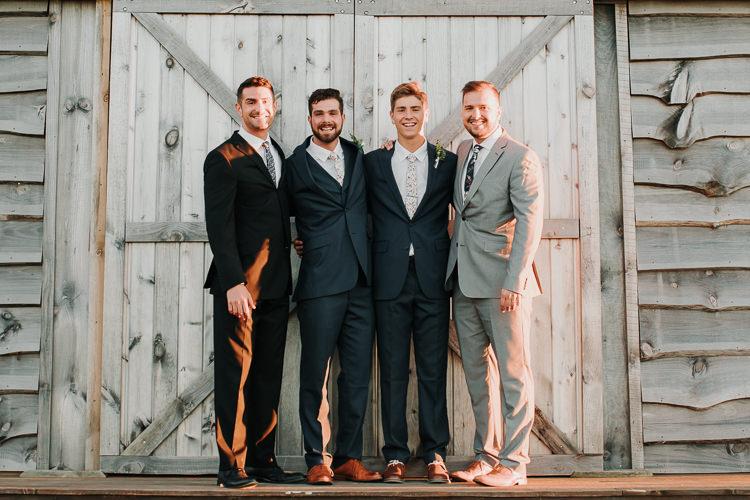 Cassidy & Isaac - Married - Nathaniel Jensen Photography - Omaha Nebraska Wedding Photograper - Nordstroms Christmas Tree Farm-324.jpg
