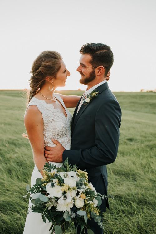 Cassidy & Isaac - Married - Nathaniel Jensen Photography - Omaha Nebraska Wedding Photograper - Nordstroms Christmas Tree Farm-330.jpg