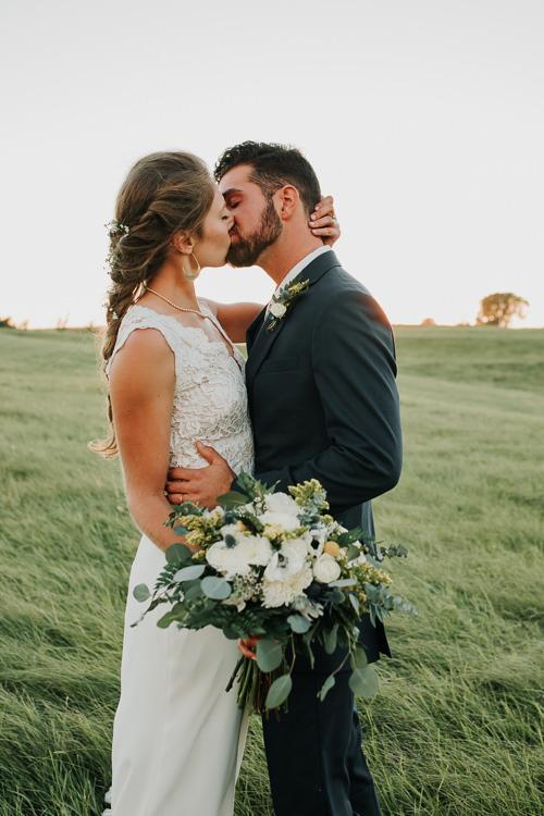 Cassidy & Isaac - Married - Nathaniel Jensen Photography - Omaha Nebraska Wedding Photograper - Nordstroms Christmas Tree Farm-331.jpg
