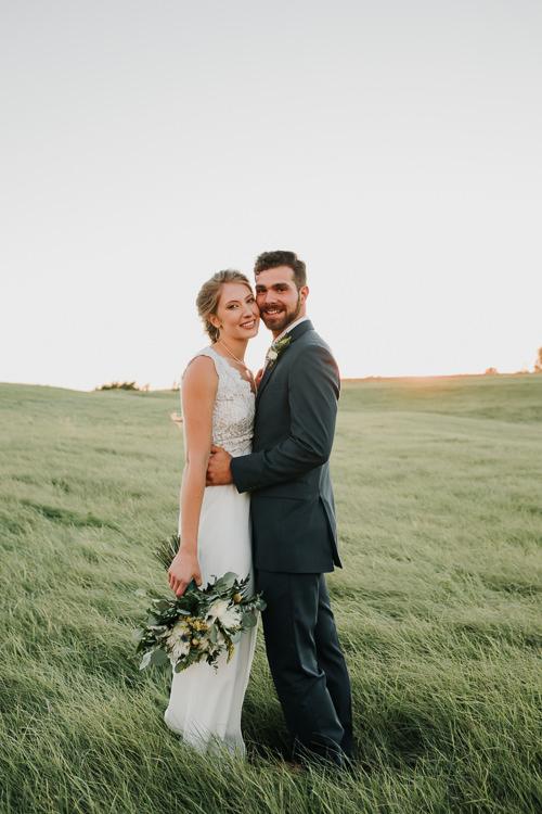 Cassidy & Isaac - Married - Nathaniel Jensen Photography - Omaha Nebraska Wedding Photograper - Nordstroms Christmas Tree Farm-334.jpg