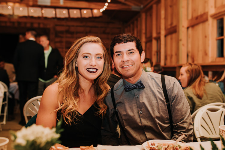 Cassidy & Isaac - Married - Nathaniel Jensen Photography - Omaha Nebraska Wedding Photograper - Nordstroms Christmas Tree Farm-369.jpg
