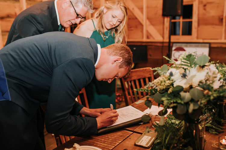 Cassidy & Isaac - Married - Nathaniel Jensen Photography - Omaha Nebraska Wedding Photograper - Nordstroms Christmas Tree Farm-387.jpg