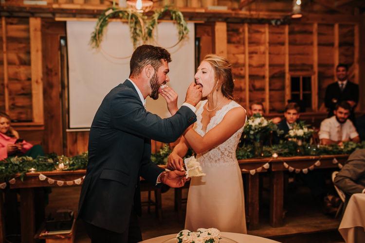 Cassidy & Isaac - Married - Nathaniel Jensen Photography - Omaha Nebraska Wedding Photograper - Nordstroms Christmas Tree Farm-420.jpg