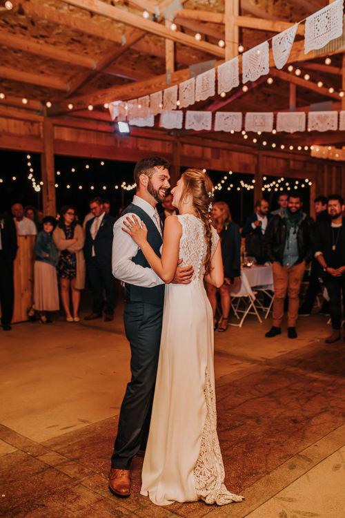 Cassidy & Isaac - Married - Nathaniel Jensen Photography - Omaha Nebraska Wedding Photograper - Nordstroms Christmas Tree Farm-433.jpg