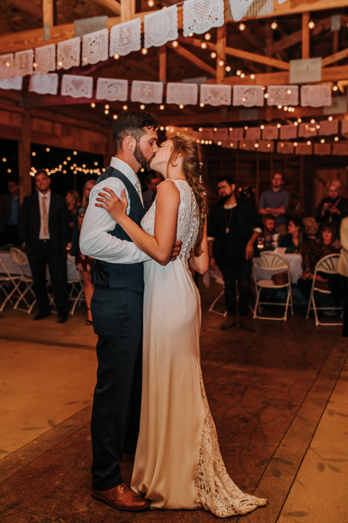 Cassidy & Isaac - Married - Nathaniel Jensen Photography - Omaha Nebraska Wedding Photograper - Nordstroms Christmas Tree Farm-434.jpg