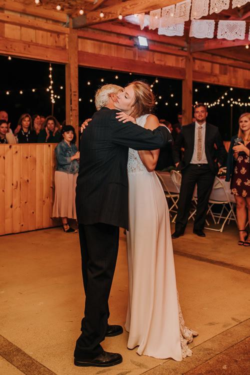 Cassidy & Isaac - Married - Nathaniel Jensen Photography - Omaha Nebraska Wedding Photograper - Nordstroms Christmas Tree Farm-439.jpg