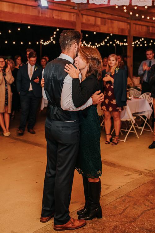 Cassidy & Isaac - Married - Nathaniel Jensen Photography - Omaha Nebraska Wedding Photograper - Nordstroms Christmas Tree Farm-444.jpg