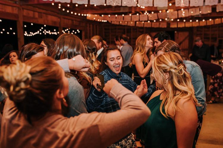 Cassidy & Isaac - Married - Nathaniel Jensen Photography - Omaha Nebraska Wedding Photograper - Nordstroms Christmas Tree Farm-447.jpg